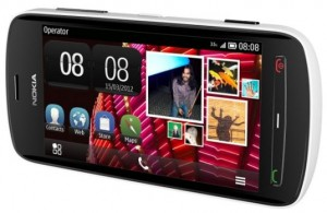 The screen of the coming soon Nokia Pure View